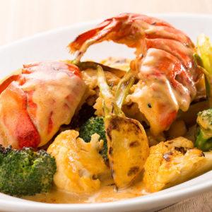 みなとみらいのイタリアンで新鮮な季節の野菜を楽しむディナーを。