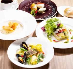 みなとみらいのイタリアン「chef's V 横浜ランドマークタワー店」でランチコースを堪能