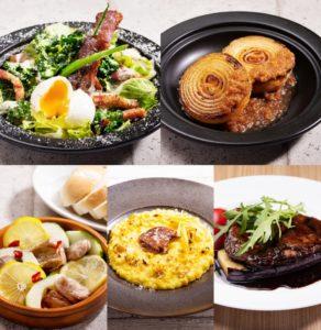 みなとみらいにある【chef's V 横浜ランドマークタワー店】の野菜を使ったメニュー