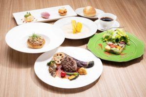 みなとみらいのイタリアン【chef's V】で秋の味覚コース