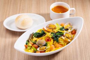 みなとみらいでパスタ食べるならイタリアン「chef's V 横浜ランドマークタワー店」